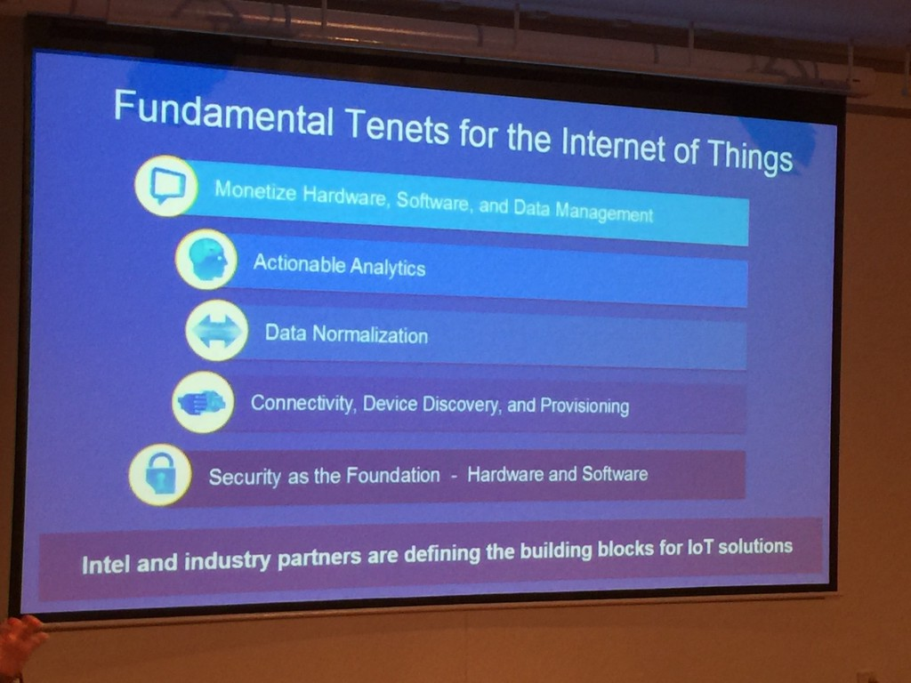 fundemental IoT
